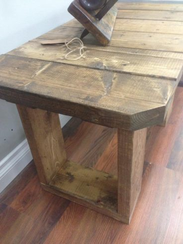 Rustic Bench - Image 2