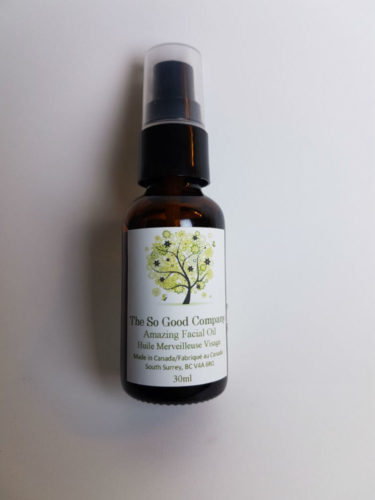 The So Good Company Amazing Facial Oil Serum