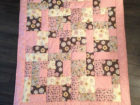 Patchwork - Pink 40x50