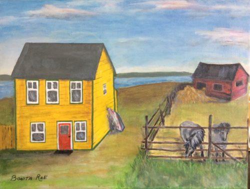 Newfoundland farm