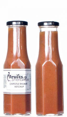 Chipotle Rhubarb Ketchup c