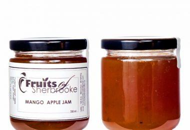Mango Apple Jam 2 c