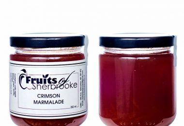 Crimsone Marmalade 2 c