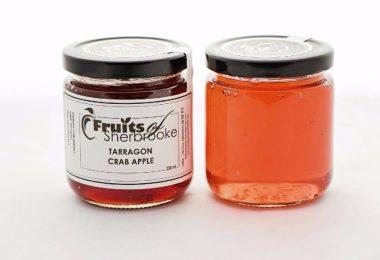 Tarragon Crab Apple Jelly - Ewa