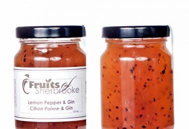 Lemon Pepper and Gin c
