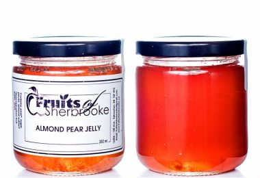 Almond Pear Jelly c