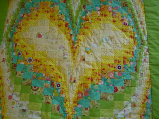 Heart green 001