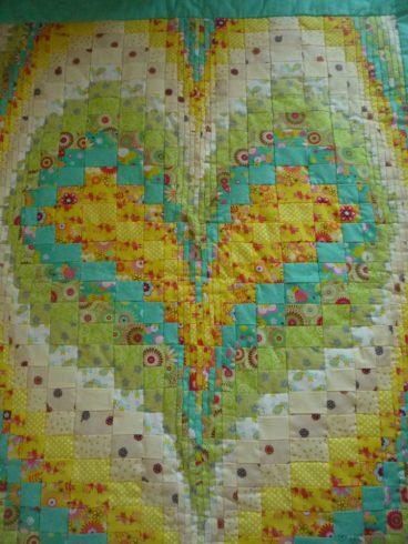 Heart aqua  006