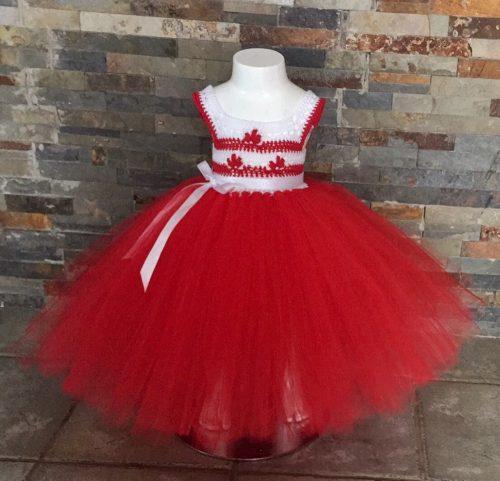 Canada Tutu Dress