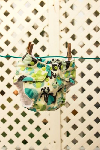 Handmade Cloth Diapers