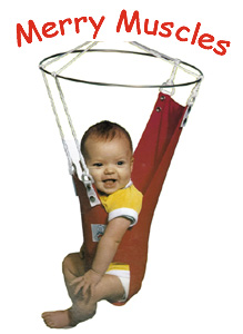 Merry Muscles Baby Jumper Exerciser