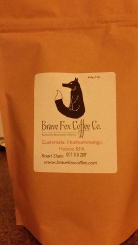 Brave Fox Coffee Co.