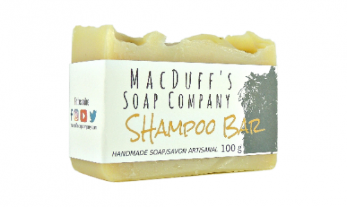 Shampoo Bar – Handmade – Cold Process Soap – Whey – Rosemary – Peppermint – Tea Tree – Natural – Hair Cair