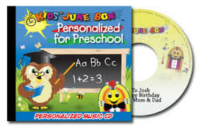 Personalized for Preschool CD