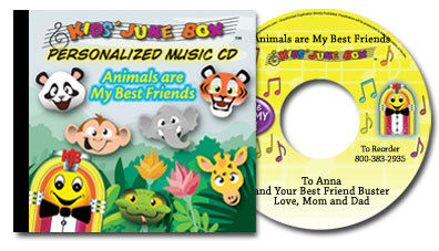 Animals are my Best Friend CD