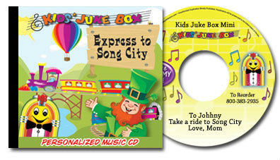 Express to Song City CD