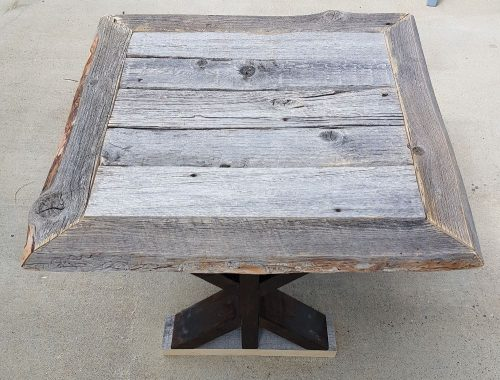 Reclaimed Barn Wood Coffee Table HANDMADE