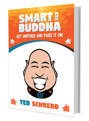 SmartAss Buddha – Get Inspired and Pass It On!