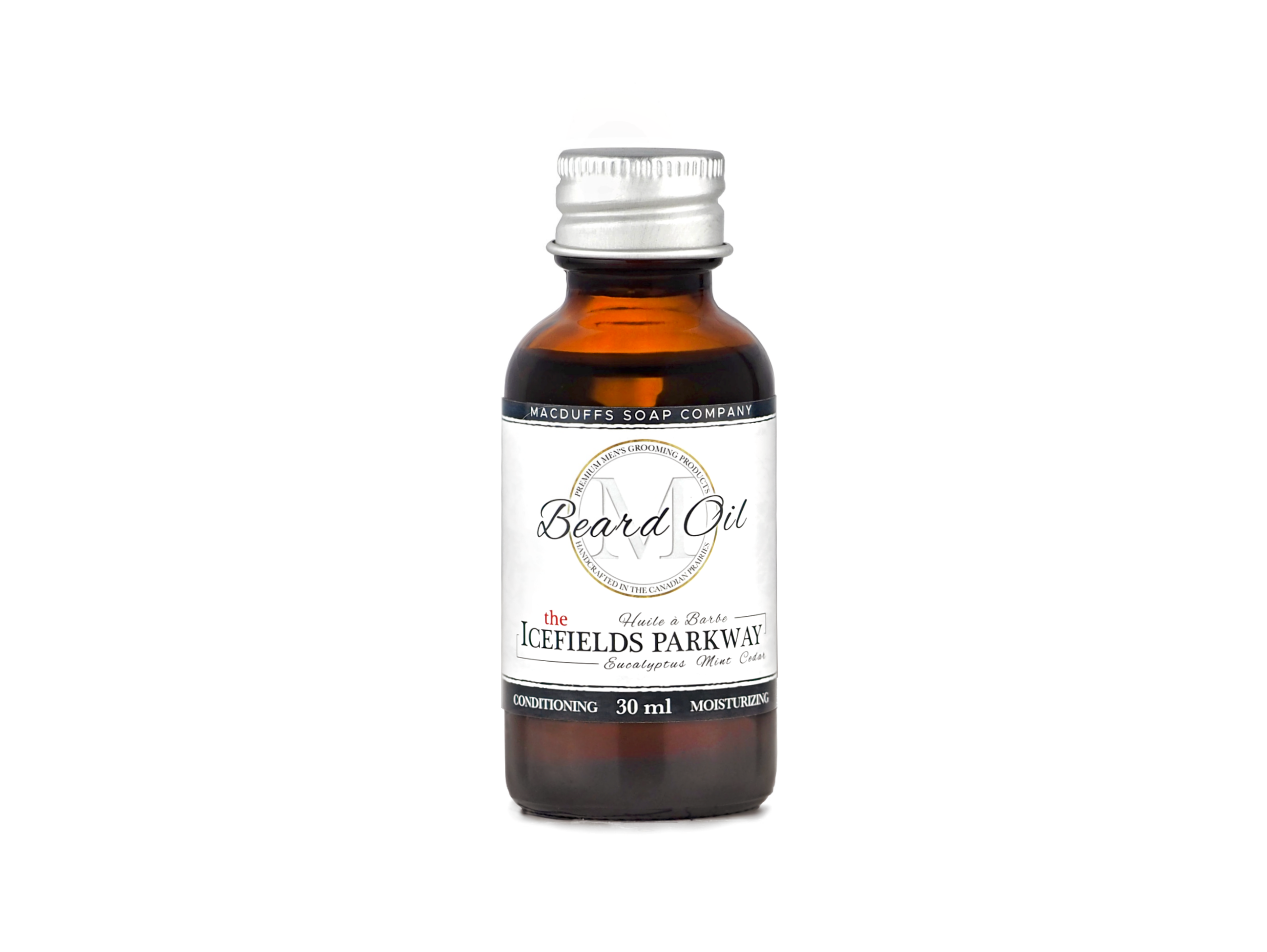 beard oil - icefields parkway ROTATE