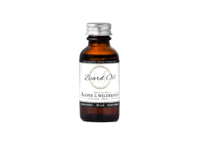Alone in the Wilderness Beard Oil - Image 1