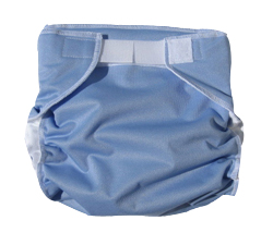 Baby Love All-in-One Cloth Diaper – Royal - Image 4