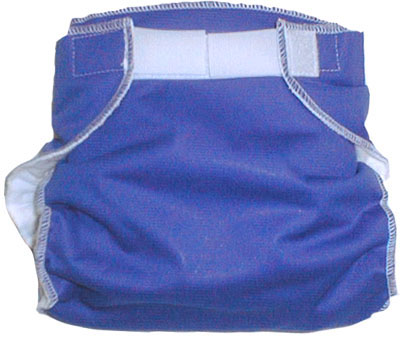 Baby Love All-in-One Cloth Diaper – Royal - Image 1