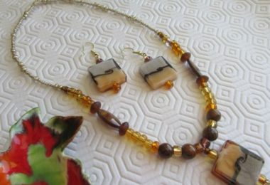 Horizon Necklace Set
