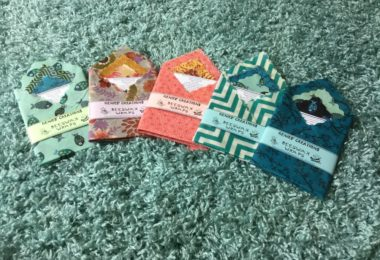 Beeswax wraps 1
