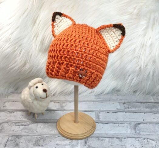 Baby Fox 3