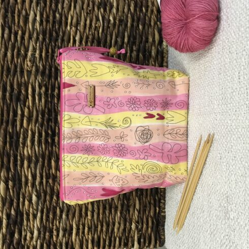 Knitting Project Bag - Image 8