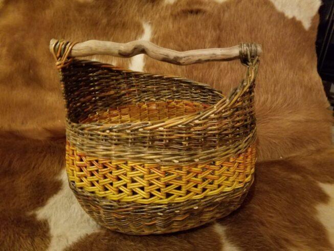 20210107_Large Willow Market Basket