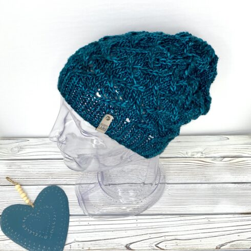 Turquoise Lightweight Hat