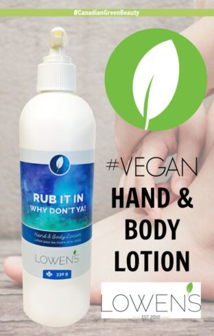 Rub It In Why Don't Ya Hand and Body Lotion - Instagram