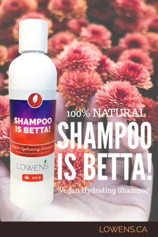 Shampoo is Betta - lifestyle 1