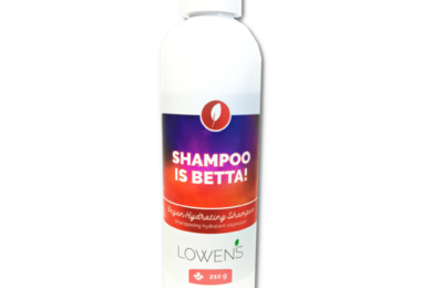 Shampoo is Betta! Product Image